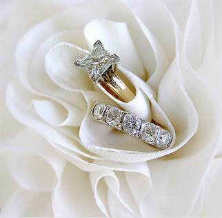 cẩm nang nhẫn cưới kim cương, hungphatusa